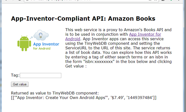 Mobile Comp(10) Amazon API